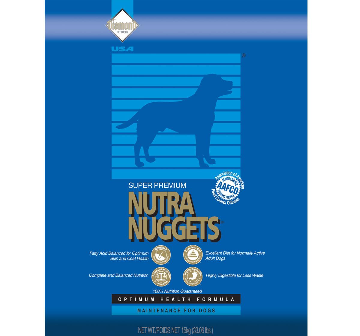 Diamond Naturals Grain Free Dog Food Recall
