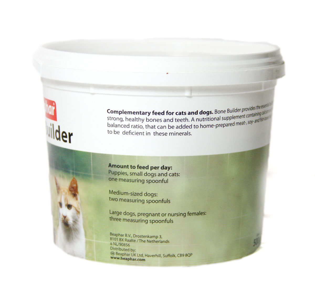 Beaphar Bone Builder Supplement For Dogs