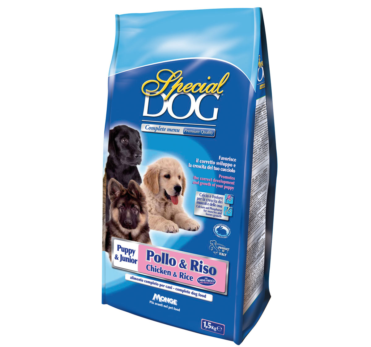Special Dog Chicken And Rice Puppy Food 1 5 Kg Dogspot