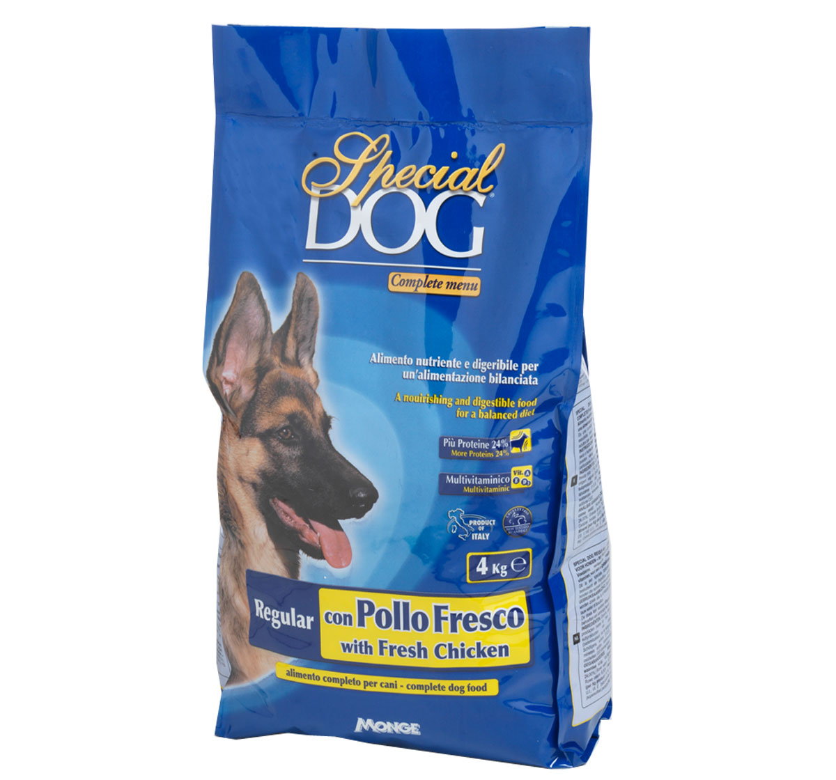 Special Dog Regular With Fresh Chicken Adult Dog Food 4