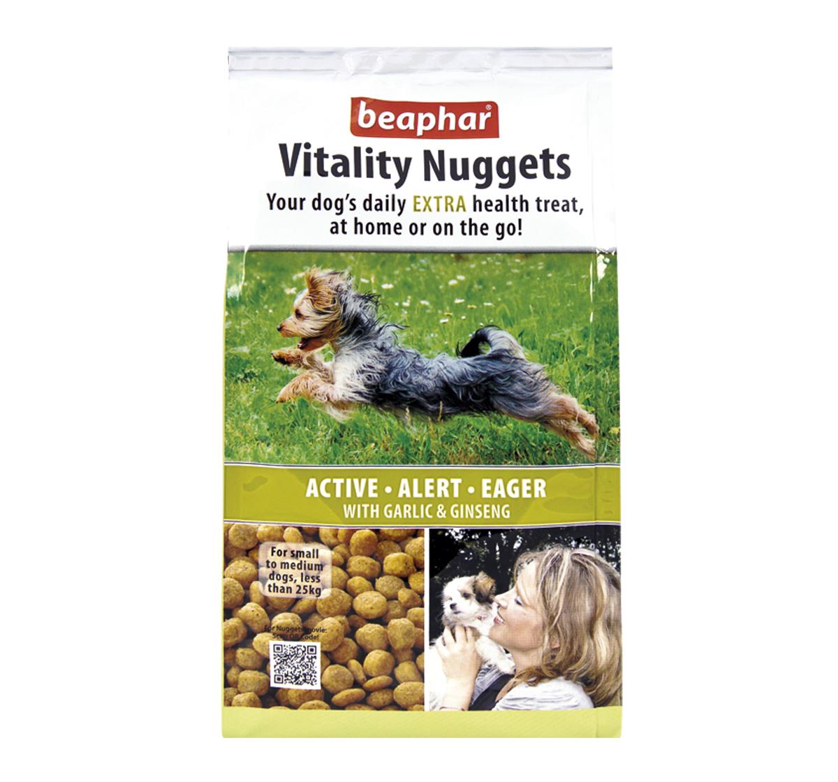 Beaphar Vitality Nuggets - 300 Gm