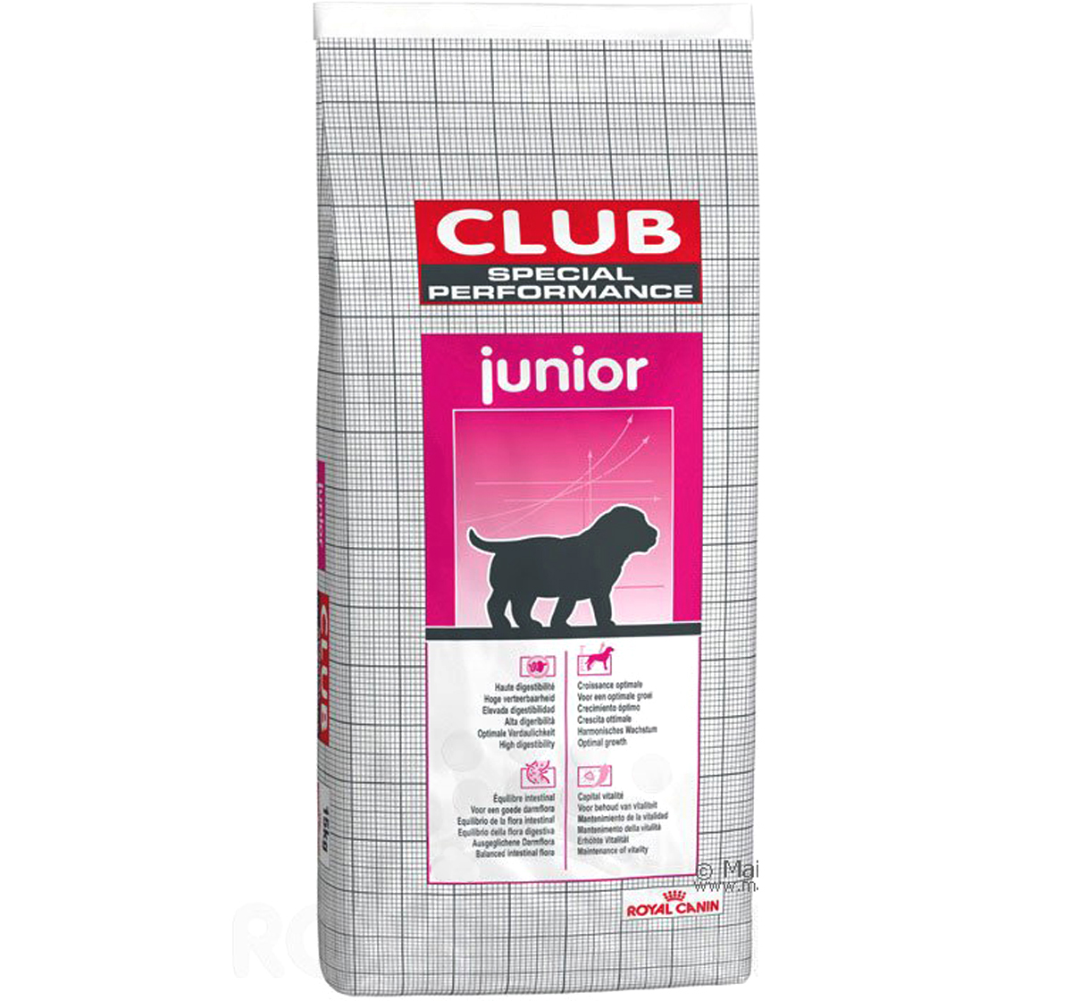 Royal Canin Club Pro Junior Dog Food  Kg