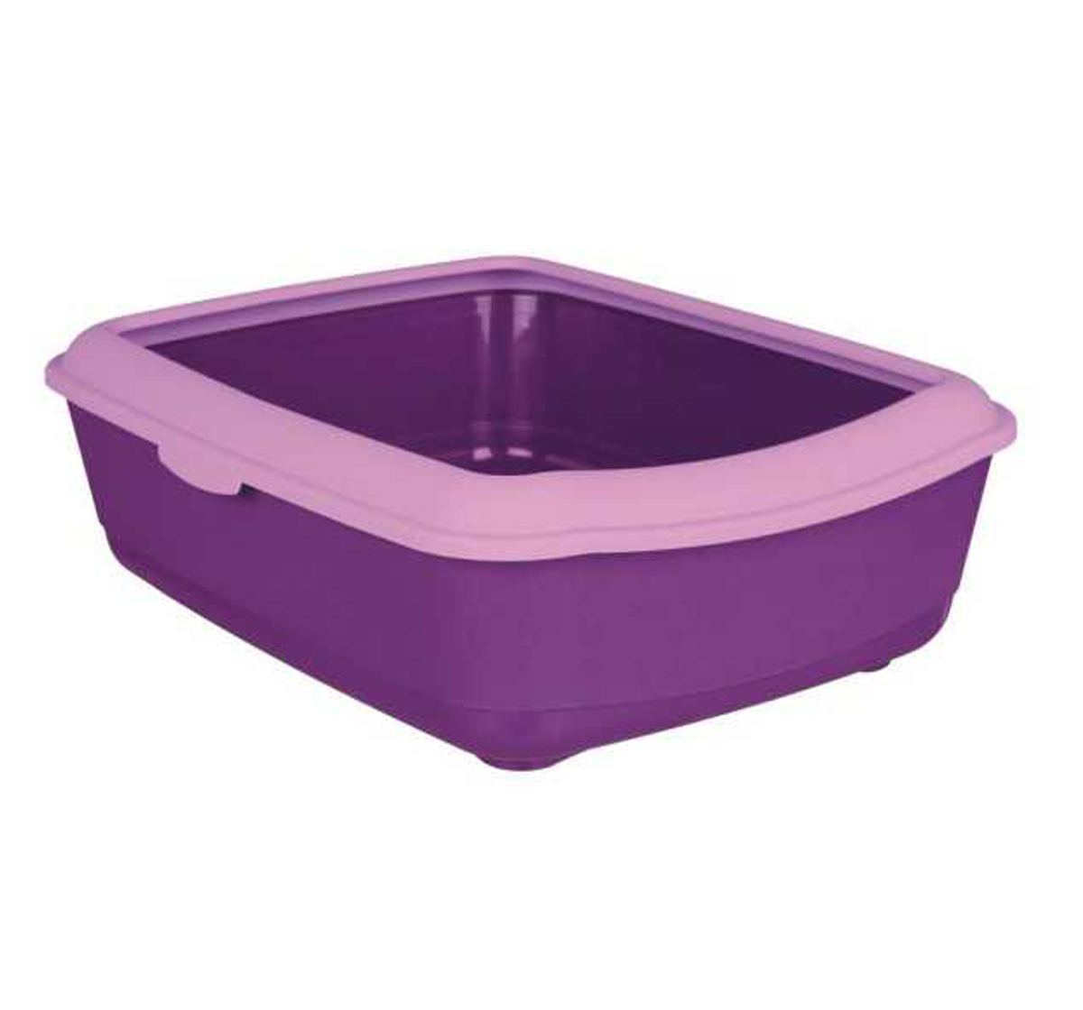 Pour enough litter into a clean box, covering the bottom to a depth of at least 3 inchesEach day remove your cat's business (#1 and #2) with a sifting litter scoop.