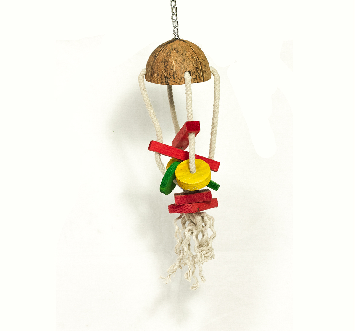 Bird Toy Outlet : Birdspot coco delight hanging bird toy dogspot online