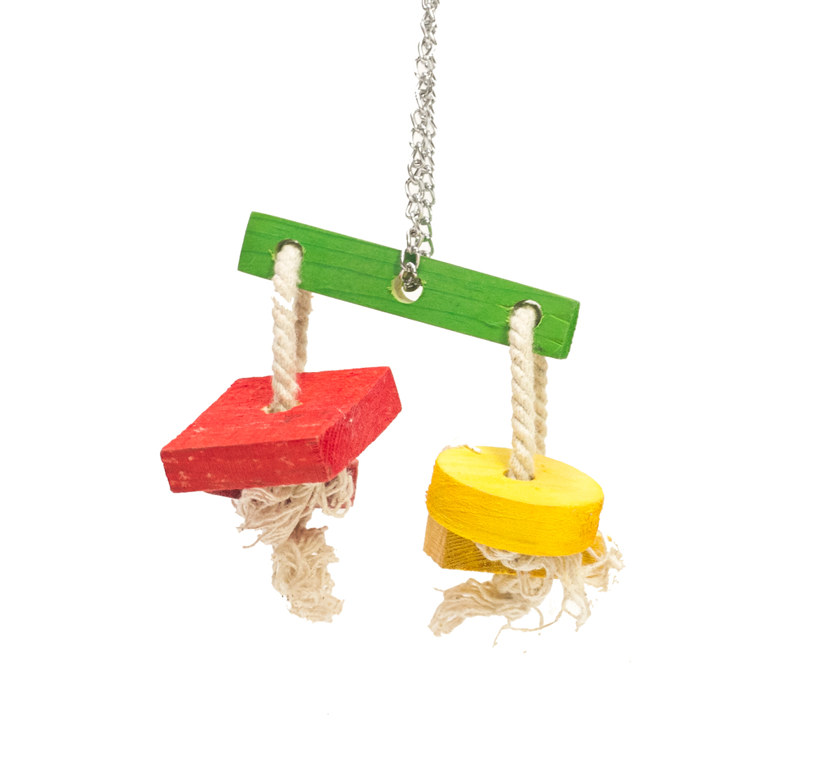 Bird Toy Outlet : Birdspot see saw hanging bird toy dogspot online pet
