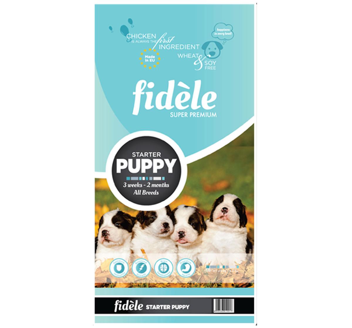 Fidele Dog Food