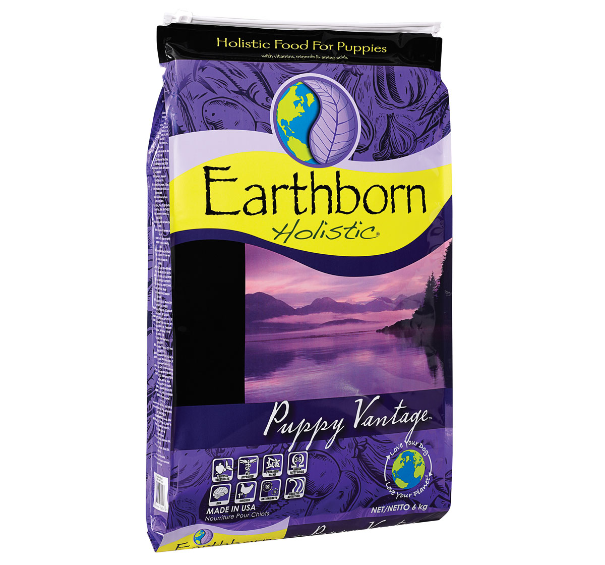 Who Makes Earthborn Dry Dog Food
