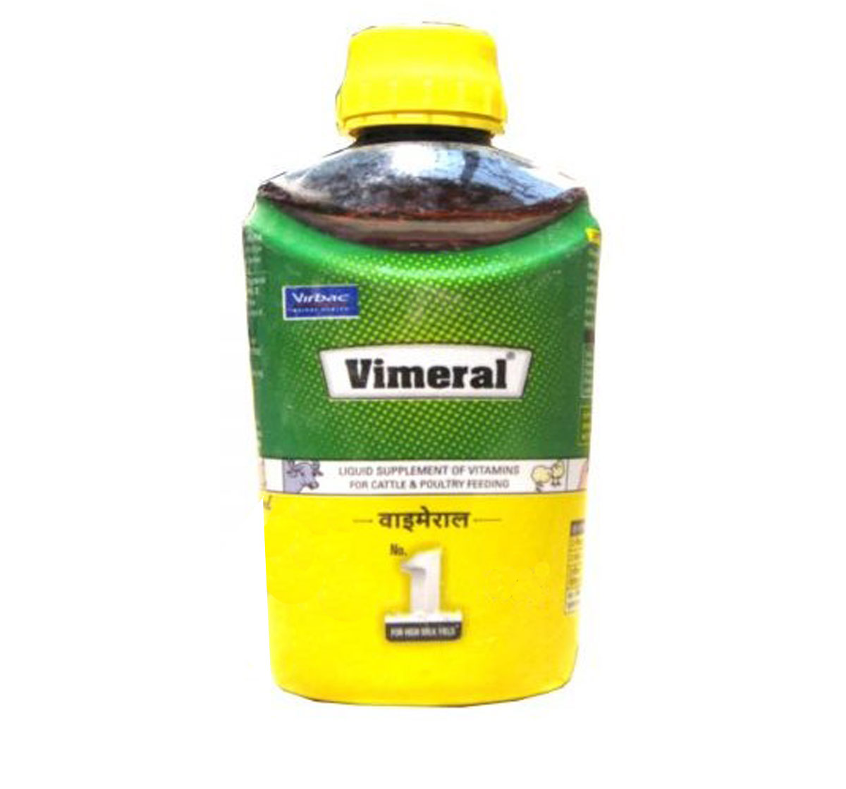 Virbac Vimral Multivitamin Supplement - 30 ml