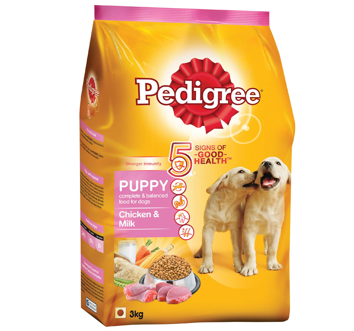 Is Pedigree Dog Food Good For Puppies