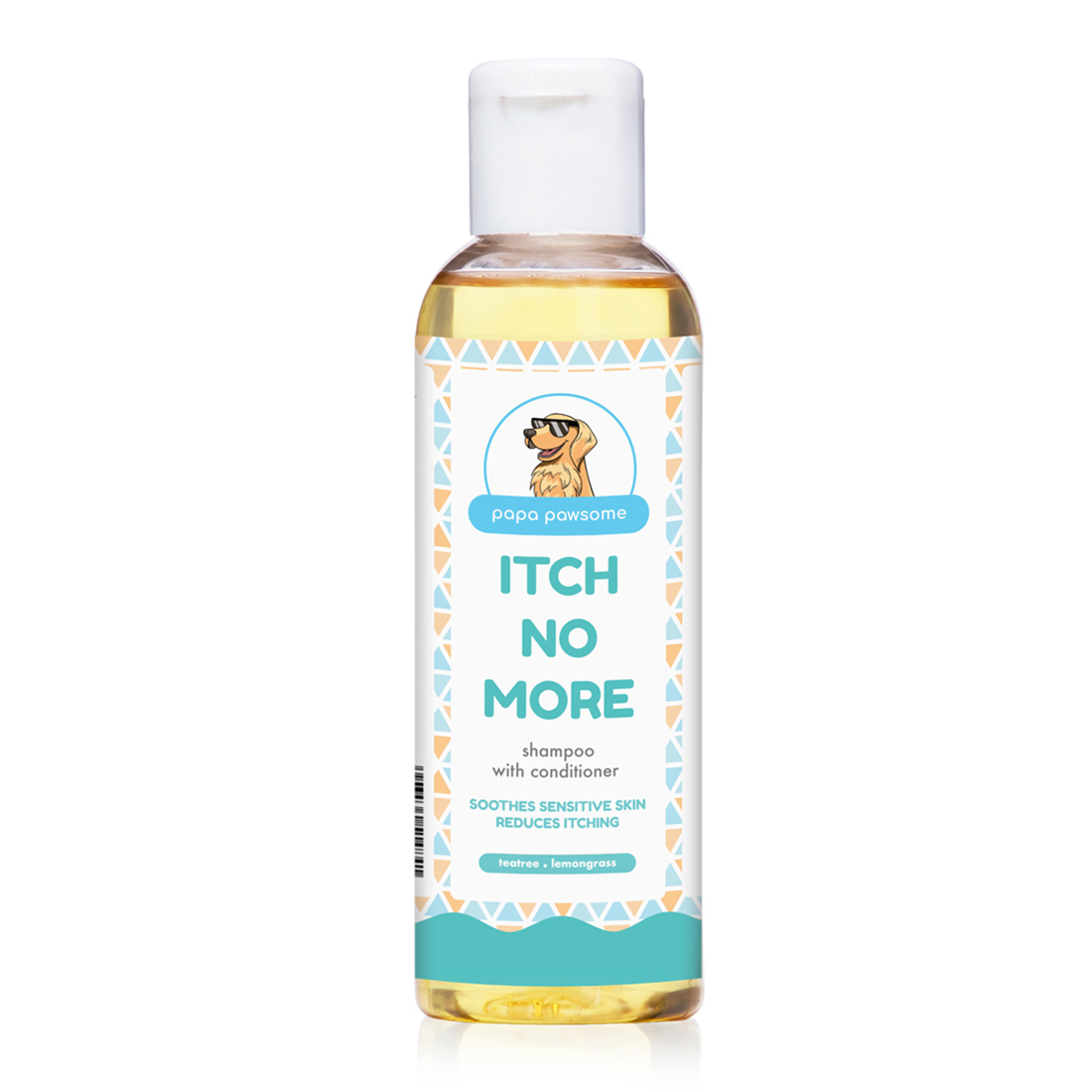 Papa Pawsome Itch No More Shampoo with Conditioner for Dog - 250 ml