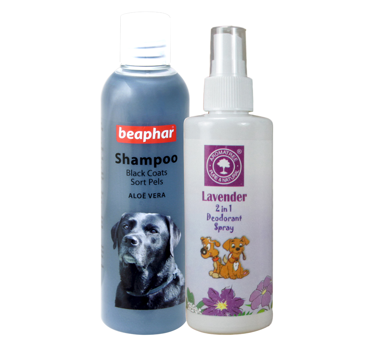 Beaphar Shampoo Black Coats - 250 ml With Deodorant