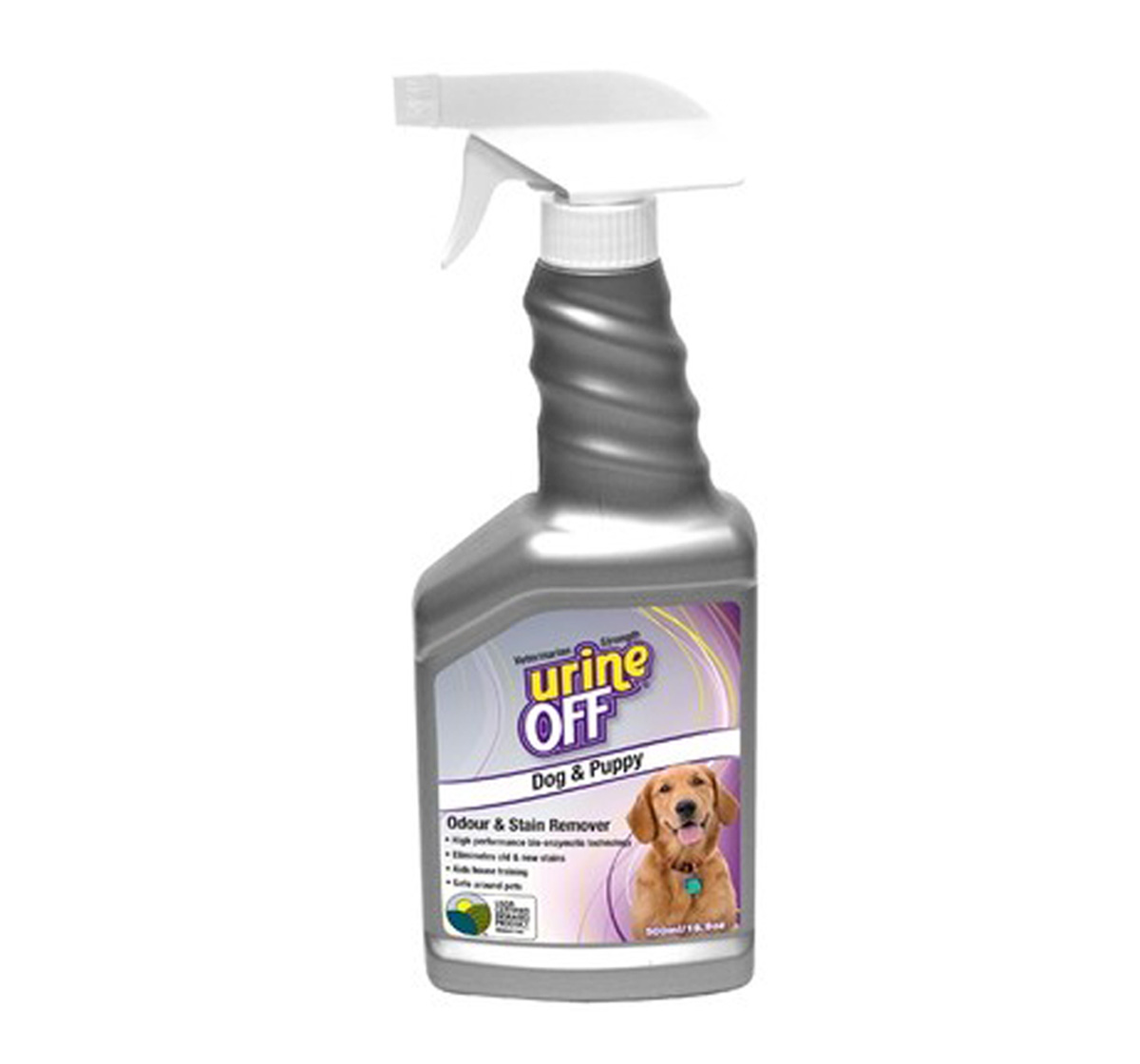 Urine Off Dog & Puppy Stain & Odour Remover - 500 ml