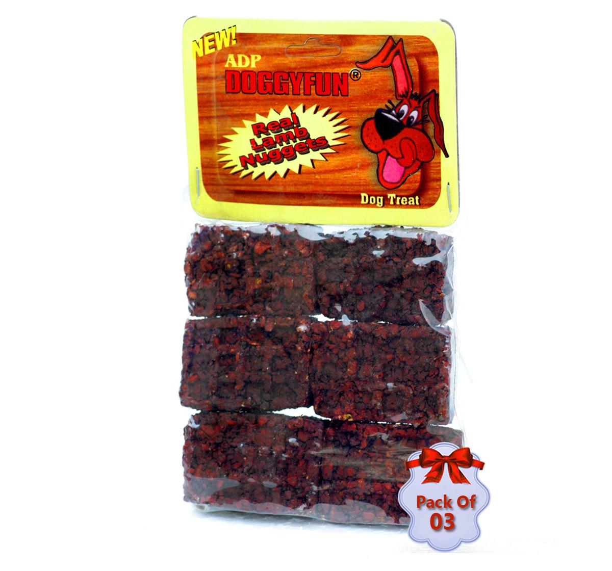 Choostix Lamb Nuggets - 200 Gm (Pack Of 3)