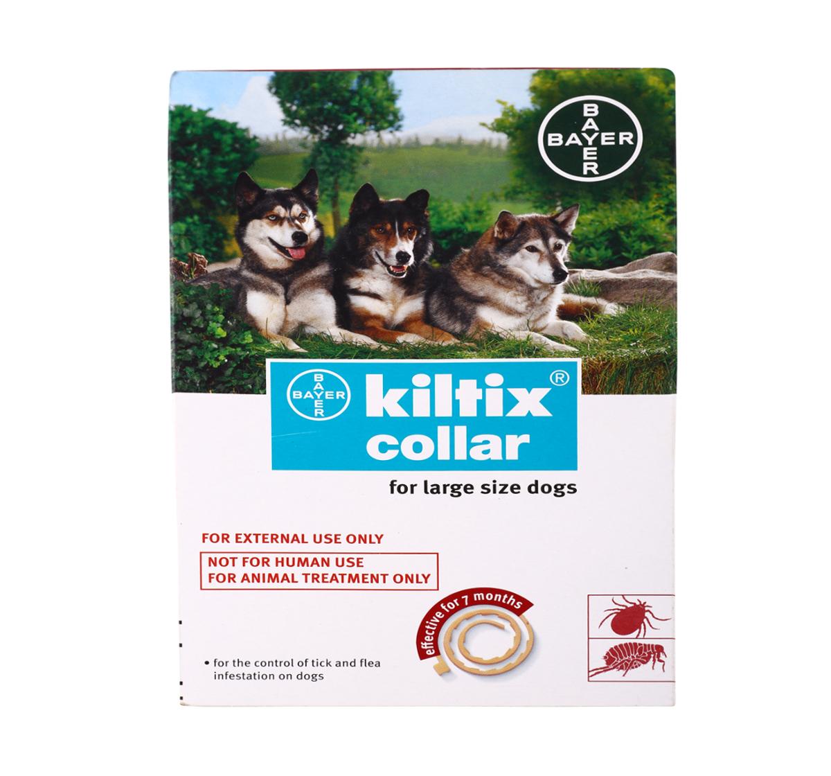 Kiltix Collar Large Bayer Dogspot Online Pet Supply Store