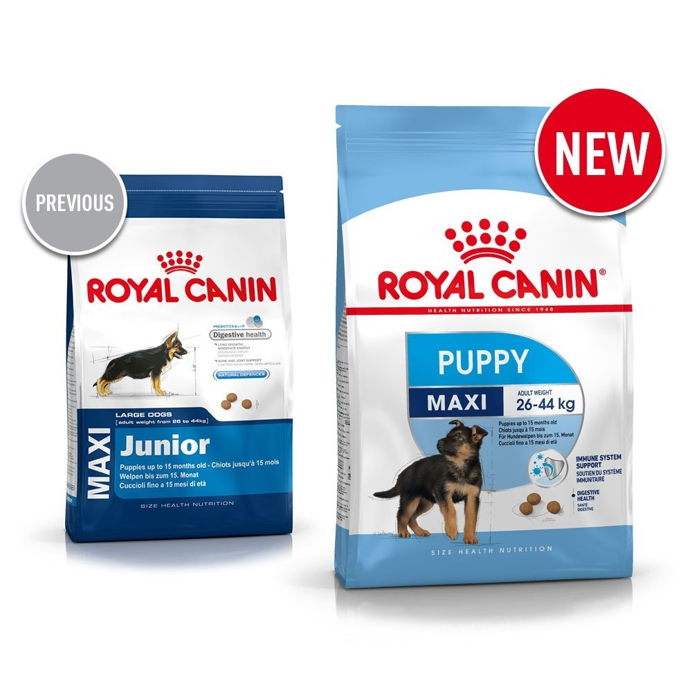 Royal Canin Maxi Puppy (Junior) - 15 Kg
