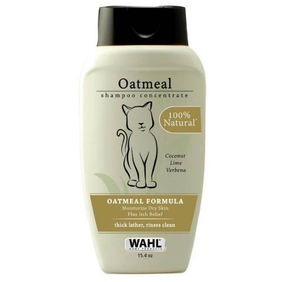 Wahl Oatmeal Cat Shampoo 455 Ml Dogspot Online Pet