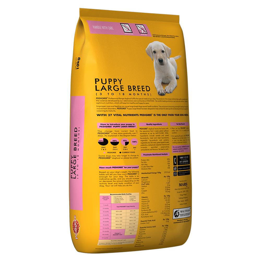 Pedigree Small Breed Dry Dog Food