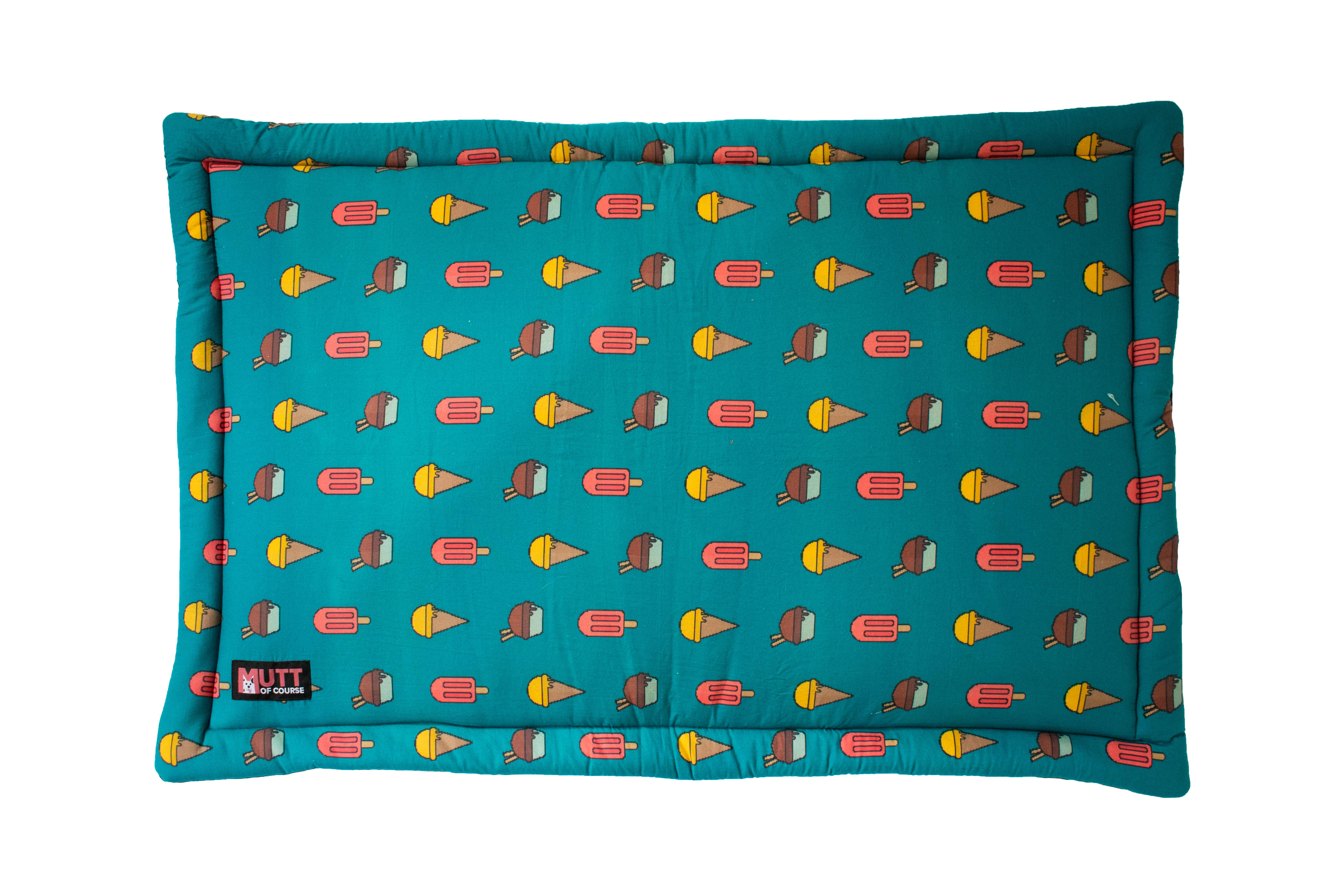 Mutt Of Course Pupsicles Mat - Large