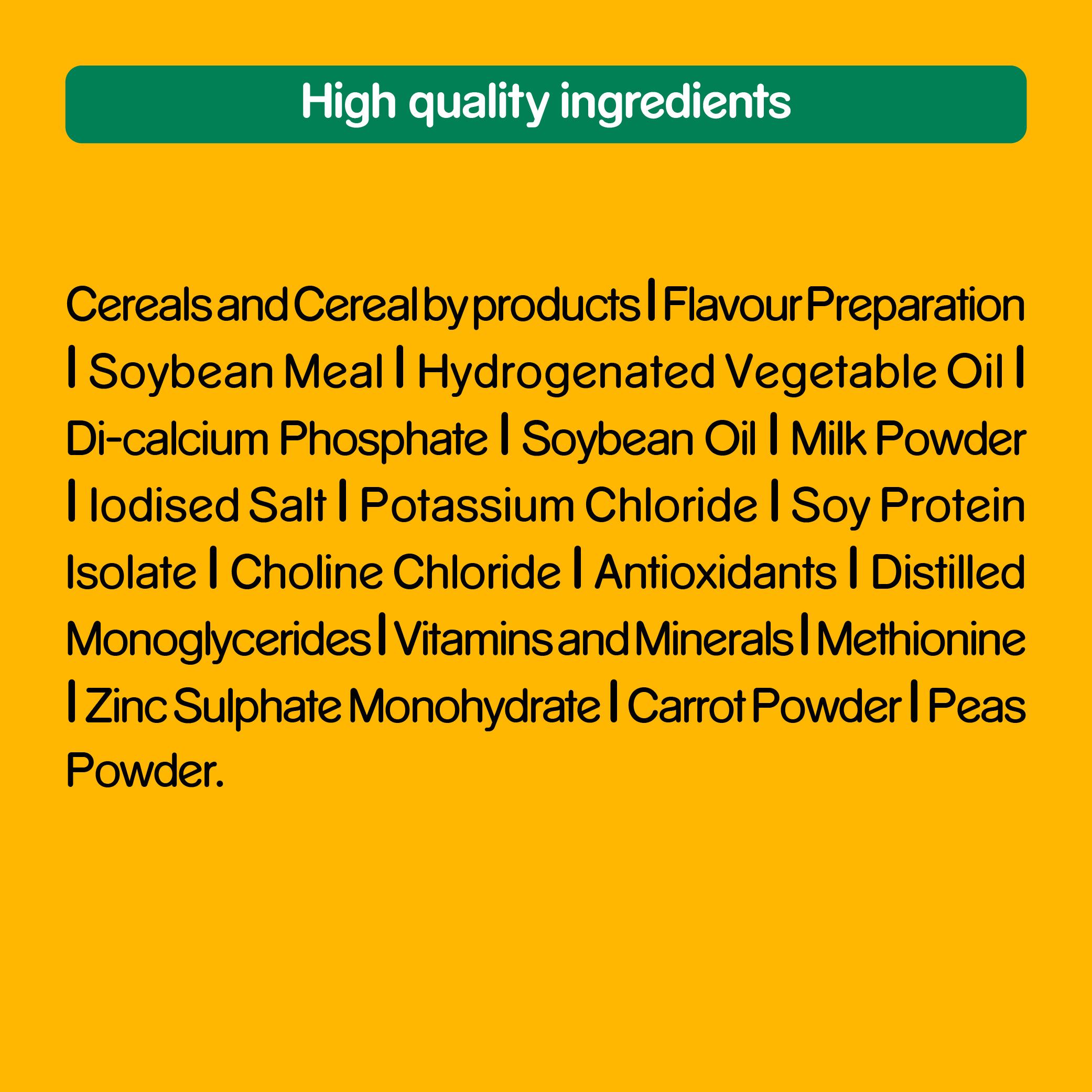 Pedigree Dog Food Adult 100% Vegetarian 1.2 Kg