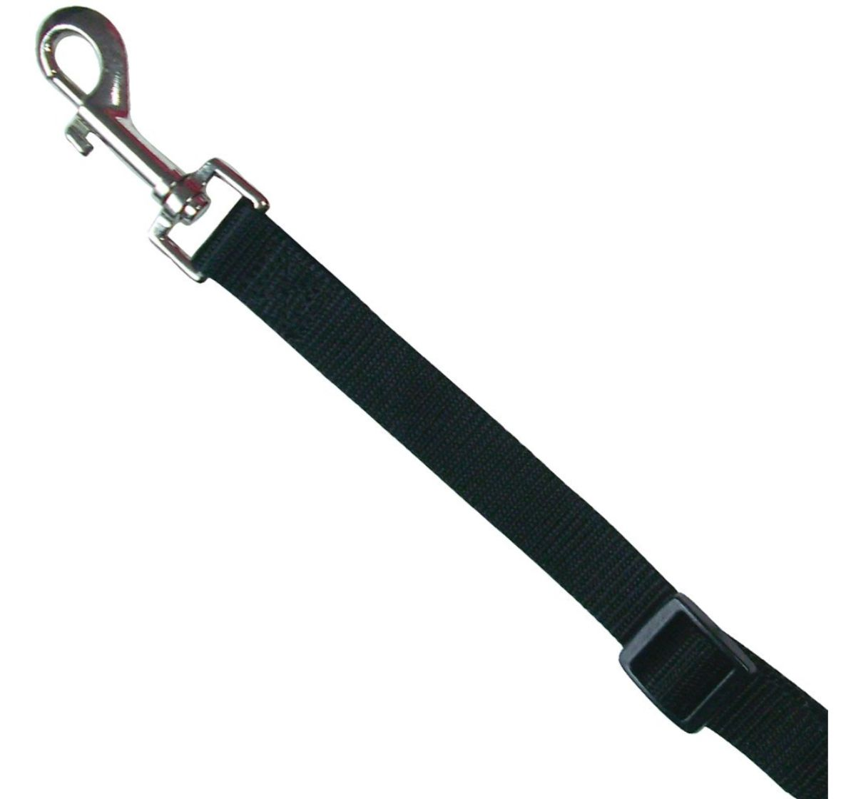 Trixie Classic Adjustable Leash Black - Medium & Large
