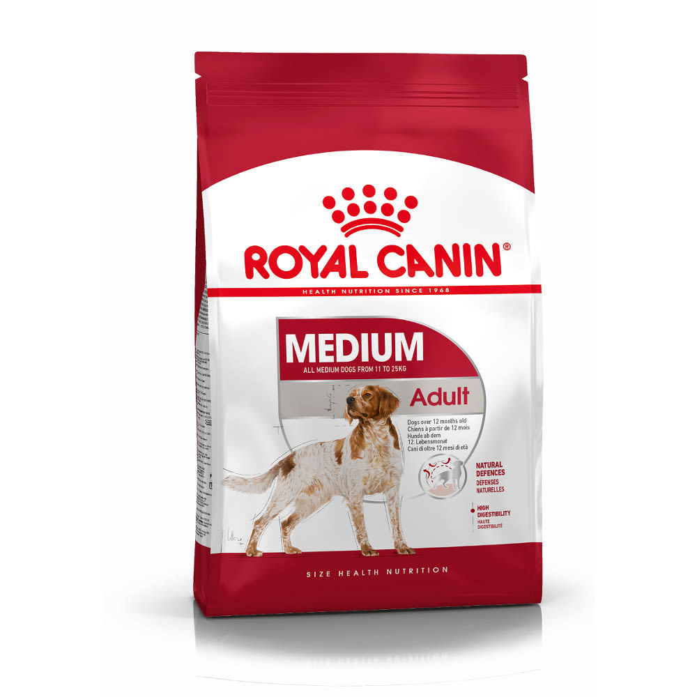 Royal Canin Medium Adult - 4 Kg