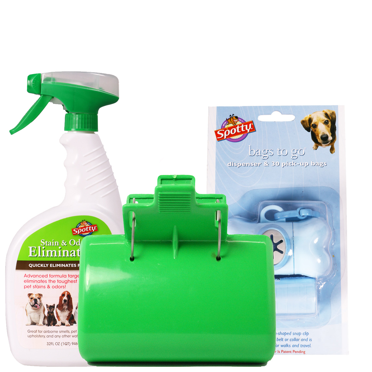 DogSpot Potty Cleaning Kit