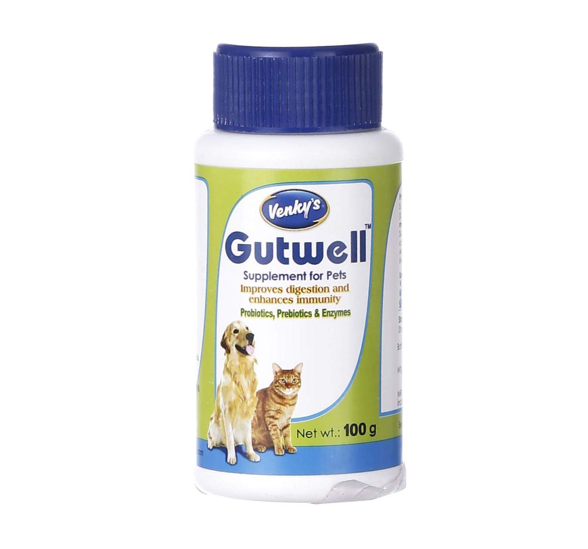 Venkys Gutwell Digestive Supplement - 100 gm