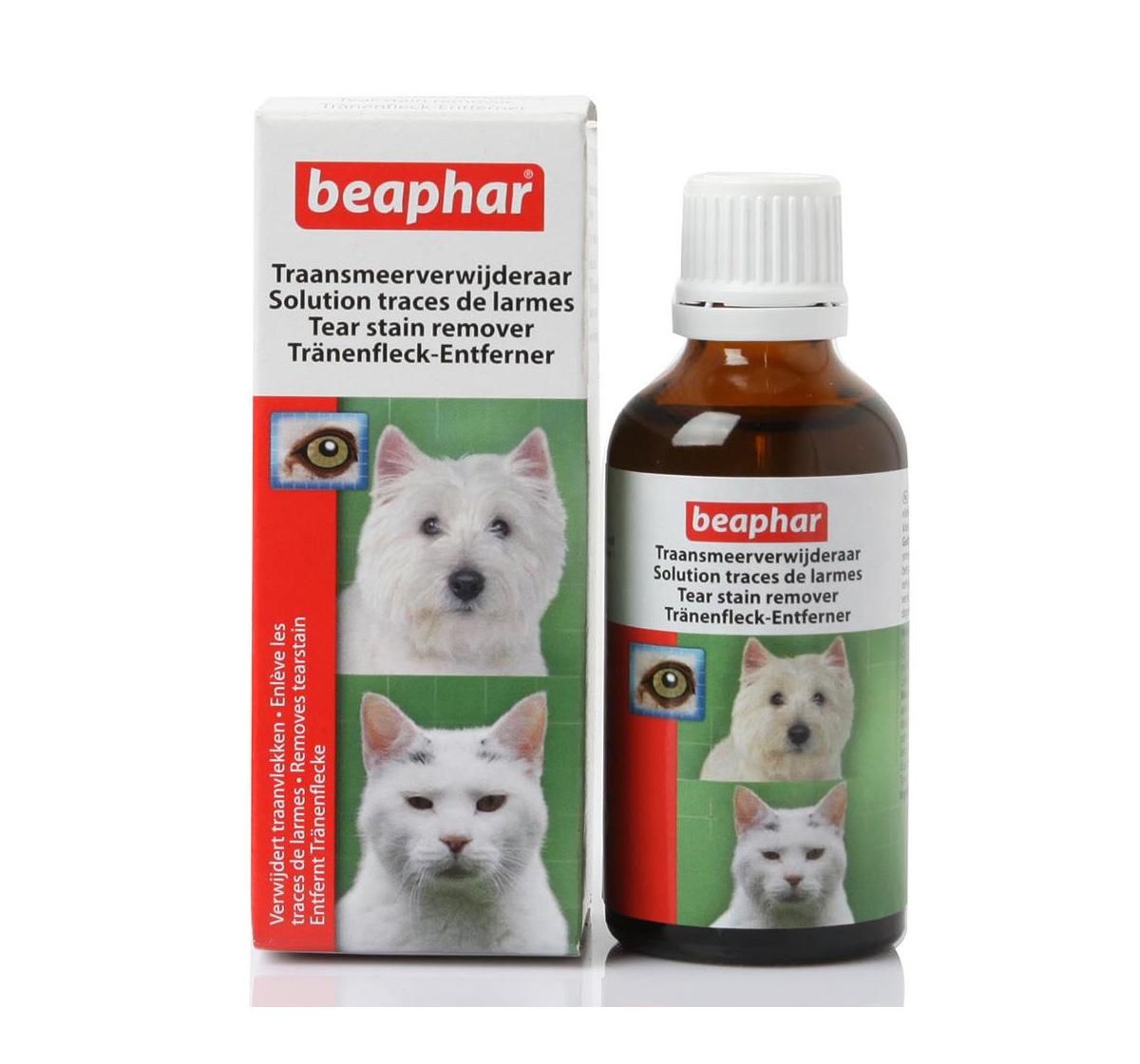 Oftal Tear Stain Remover 50 ml Beaphar