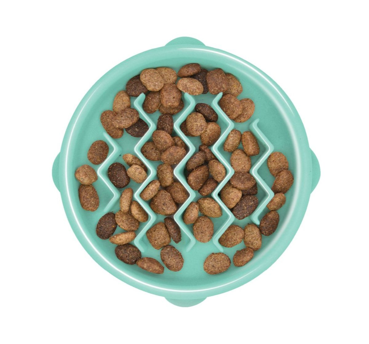 Outward Hound Fun Feeder Slo-Bowl Tiny Slow Feeder - 15.2 cm