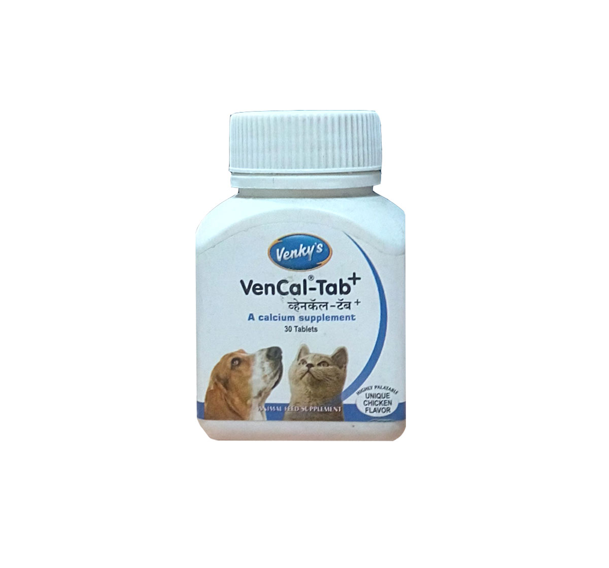 Venkys Ven Cal  Plus Calcium Supplement - 30 Tablet