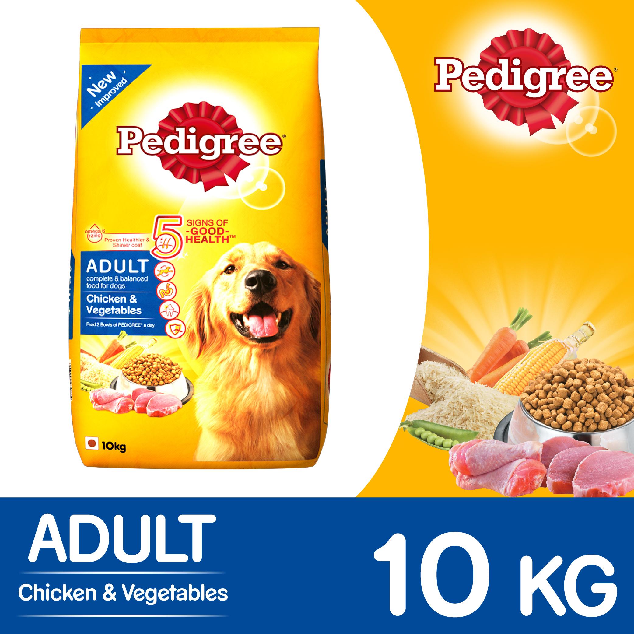 Pedigree Brand Dog Food