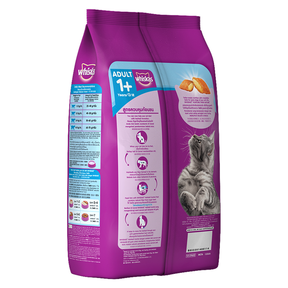 What Is The Best Hairball Control Cat Food