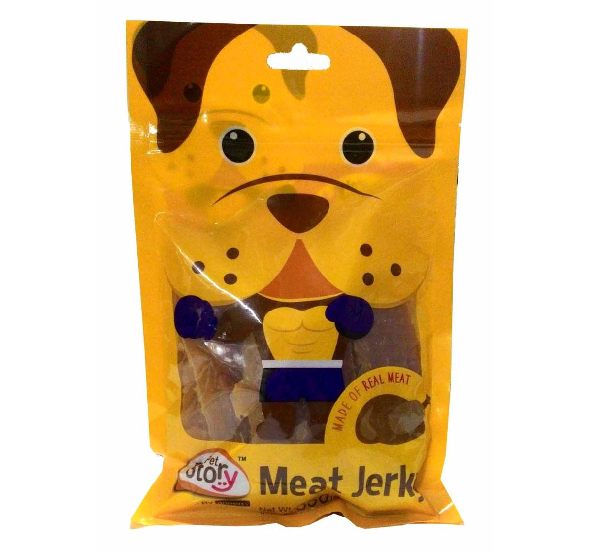 Goodies Chicken Meat Jerky Dog Treat - 350 gm