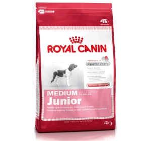 Royal Canin Medium Junior Dog Food