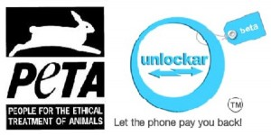 PETA and Unlockar