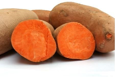 sweet potatoies