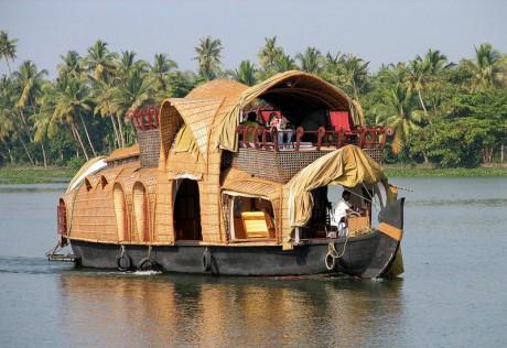 houseboat-kerla