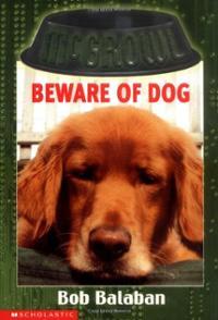 mcgrowl-beware-dog-bob-balaban-paperback-cover-art