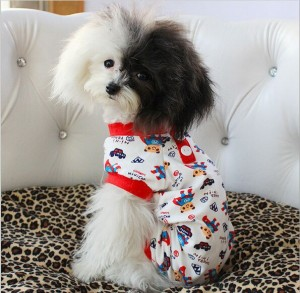 New-Arrival-2015-100-Cotton-font-b-Dog-b-font-Jumpsuit-Pet-font-b-Pyjamas-b