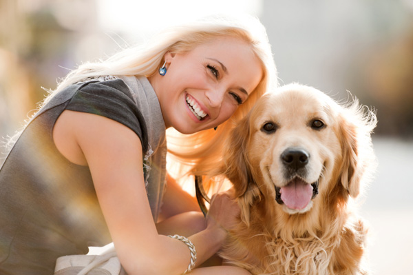 woman-with-her-rescue-dog