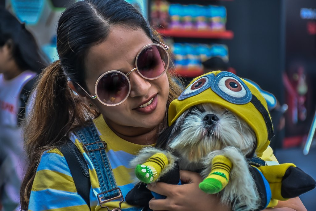 Pet Fed's first ever Mumbai Pupper-Con is here!..